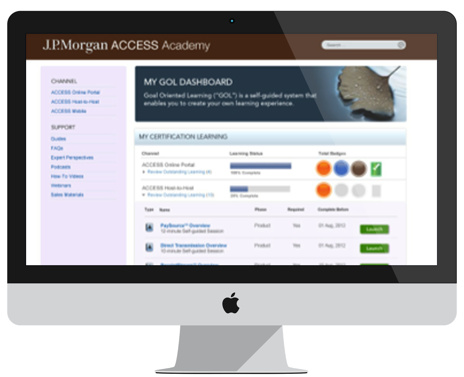 JP Morgan Chase Community Support Portal | FROM, The Digital